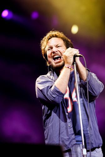 Pearl Jam in concerto a Milano - Foto 1 di 27