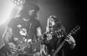 Guns N' Roses: Dave Grohl sul palco assieme alla band di Axl e Slash per Paradise City! Guarda le foto e i video