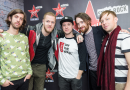 Imagine Dragons: il video con l'intervista realizzata da Andrea Rock