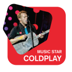 MUSIC STAR Coldplay