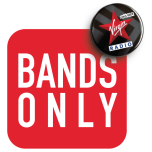 VIRGIN radio BANDS ONLY