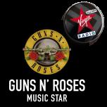 Music star Guns N' Roses