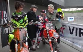 Motorshow: il video con l'intervista ai Daboot