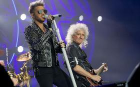 Queen + Adam Lambert: le foto del concerto a Barcellona