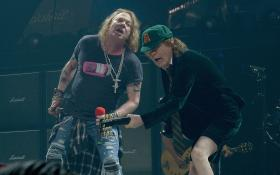 AC/DC: le foto del concerto a Fort Lauderdale in Florida