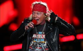 Guns N' Roses: le foto del concerto a Perth in Australia
