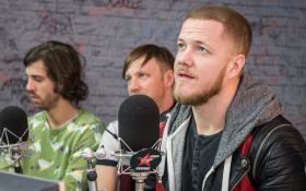 Imagine Dragons: le foto a Virgin Radio