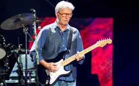 Eric Clapton: le foto del concerto alla Royal Albert Hall di Londra