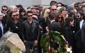 Chris Cornell: le foto del funerale a Los Angeles con l'ultimo saluto da parte della grande famiglia del rock. RIP