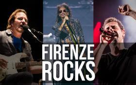 Firenze Rocks: rivivi le emozioni del festival in 50 foto!