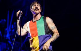Red Hot Chili Peppers: le foto del concerto a Roma