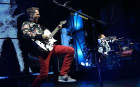 Muse + 30 Seconds To Mars: le foto del concerto a New York