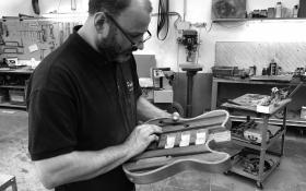 Paoletti Guitars: guarda le foto dell'eccellenza italiana delle chitarre