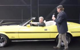 Motorshow: il video con la pedron