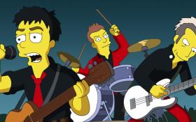 I cameo delle rock star nei Simpson