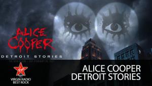 Alice Cooper - Detroit Stories - A cura di Giulia Salvi
