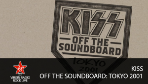 KISS, Off The Soundboard: Tokyo 2001 - con Ringo