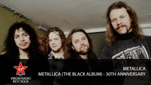 METALLICA - The Black Album 30th Anniversary - con Alteria