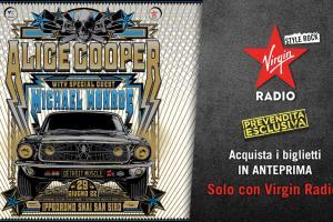 Alice Cooper: scopri come acquistare i biglietti per il concerto all'Ippodromo San Siro di Milano in anteprima il 15 e 16 settembre