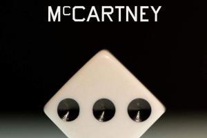 PAUL McCARTNEY - McCARTNEY III: partecipa all'estrazione finale dell'album in vinile