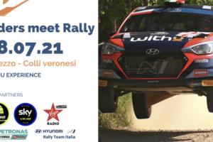 WithU torna ad unire Rally e MotoGP con la seconda edizione di Riders Meet Rally. Siete tutti invitati