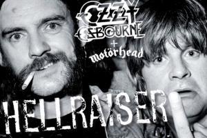 Ozzy Osbourne e Lemmy Kilmister insieme nella nuova versione di Hellraiser per i 30 anni di No More Tears