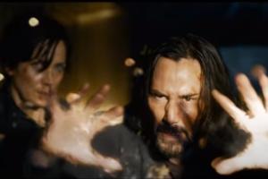 Pubblicato il trailer ufficiale di The Matrix Resurrections, il quarto capitolo con Keanu Reeves