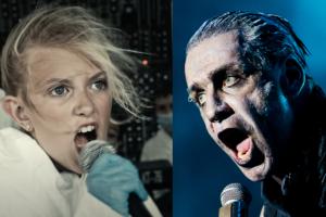 Rammstein, la bambina di nove anni leader di una cover band che canta Du Hast! Guarda il video