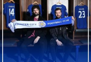 I Kasabian festeggiano la vittoria del Leicester. Guarda le foto