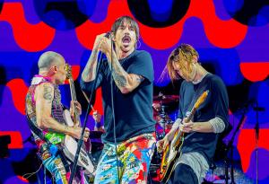 Red Hot Chili Peppers: le foto del concerto a Columbus