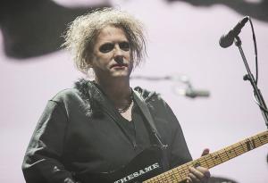 Cure: le foto del concerto al Sasquatch Music Festival