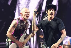 Red Hot Chili Peppers: le foto più belle del concerto al BottleRock Festival