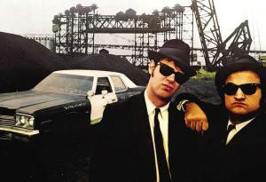 Blues Brothers: le foto più belle del cult movie con John Belushi e Dan Aykroyd