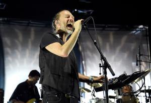 Radiohead: le foto più belle del concerto a New York