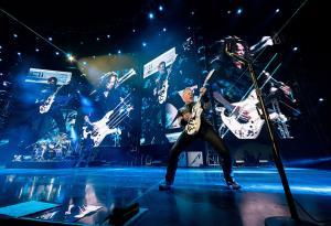 Metallica: le foto del concerto a Pechino (con due brani censurati)