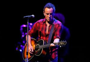 Bruce Springsteen: le foto del soundcheck a Perth in Australia