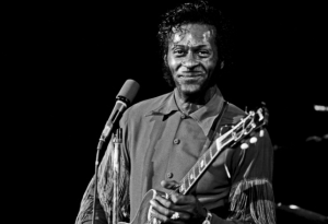 Chuck Berry: guarda le foto più belle del padre del rock'n'roll!