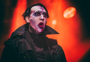 Marilyn Manson: guarda le foto del concerto a Villafranca