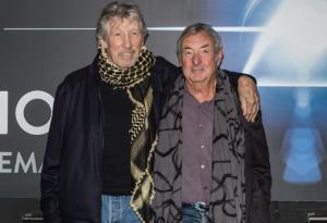 Pink Floyd: le foto della presentazione della mostra al MACRO di Roma con Roger Waters e Nick Mason