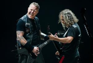 Metallica: Guarda le foto più belle del concerto a Bologna (12 febbraio)