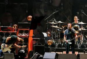 Pearl Jam: guarda le foto del concerto a Santiago del Cile