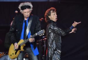 Rolling Stones: guarda le foto del concerto a Dublino
