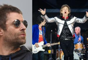 Rolling Stones + Liam Gallagher in concerto a Londra