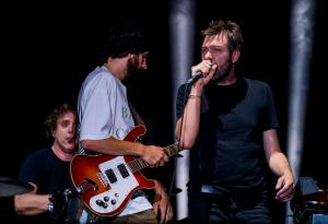 Kasabian: guarda le foto del concerto a Napoli