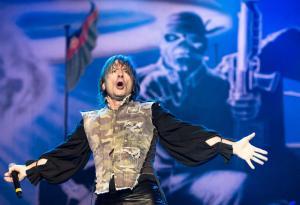 Iron Maiden: guarda le foto del concerto a Trieste