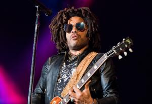 Lenny Kravitz: guarda le foto del concerto a Lucca