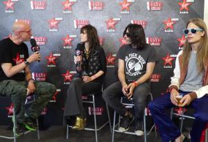 The Last Internationale: guarda il video con l'intervista a Idays