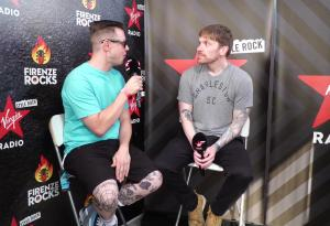 Firenze Rocks: guarda l'intervista agli Shinedown