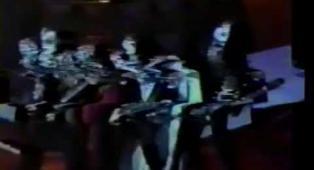 KISS: la prima performance di Eric Carr con la band (Palladium, New York, 25 luglio 1980)