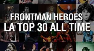 Frontman Heroes - La top 30 dei migliori di sempre